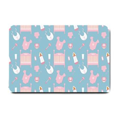 Baby Girl Accessories Pattern Pacifier Small Doormat