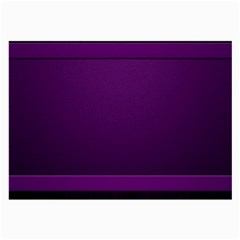 Board Purple Line Large Glasses Cloth (2 Side)