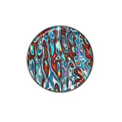 Dizzy Stone Wave Hat Clip Ball Marker (4 Pack)