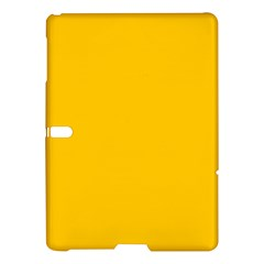 Amber Solid Color  Samsung Galaxy Tab S (10 5 ) Hardshell Case