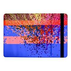 Glitchdrips Shadow Color Fire Samsung Galaxy Tab Pro 10 1  Flip Case