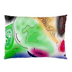 Mirror Light Pillow Case