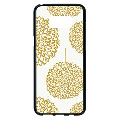 Loboloup Hydrangea Quote Floral And Botanical Flower Samsung Galaxy S8 Plus Black Seamless Case