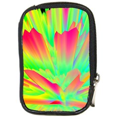 Screen Random Images Shadow Green Yellow Rainbow Light Compact Camera Cases
