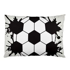 Soccer Camp Splat Ball Sport Pillow Case