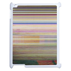 Shadow Faintly Faint Line Included Static Streaks And Blotches Color Apple Ipad 2 Case (white)