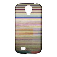 Shadow Faintly Faint Line Included Static Streaks And Blotches Color Samsung Galaxy S4 Classic Hardshell Case (pc+silicone)