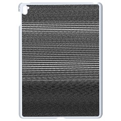 Shadow Faintly Faint Line Included Static Streaks And Blotches Color Gray Apple Ipad Pro 9 7   White Seamless Case