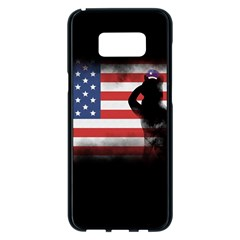 Honor Our Heroes On Memorial Day Samsung Galaxy S8 Plus Black Seamless Case