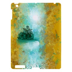Turquoise River Apple Ipad 3/4 Hardshell Case