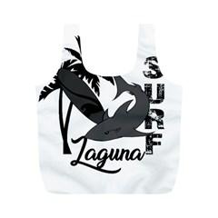 Surf   Laguna Full Print Recycle Bags (m)