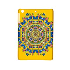 Happy Fantasy Earth Mandala Ipad Mini 2 Hardshell Cases
