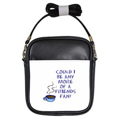 Could I Be Any More of a Friends Fan? Design Girls Sling Bags