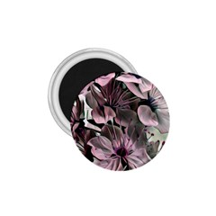 Wonderful Silky Flowers A 1 75  Magnets