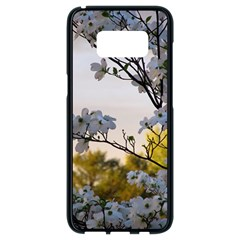 Morning Promise Samsung Galaxy S8 Black Seamless Case