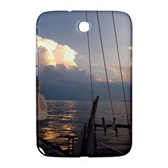 Sailing Into The Storm Samsung Galaxy Note 8 0 N5100 Hardshell Case