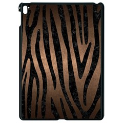 Skin4 Black Marble & Bronze Metal Apple Ipad Pro 9 7   Black Seamless Case