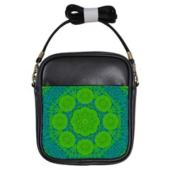 Summer And Festive Touch Of Peace And Fantasy Girls Sling Bags