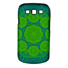 Summer And Festive Touch Of Peace And Fantasy Samsung Galaxy S Iii Classic Hardshell Case (pc+silicone)