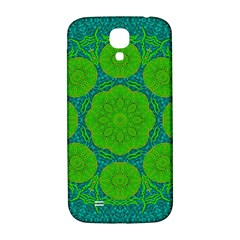 Summer And Festive Touch Of Peace And Fantasy Samsung Galaxy S4 I9500/i9505  Hardshell Back Case