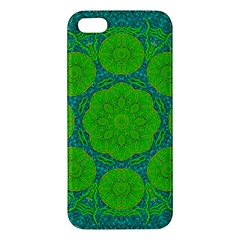 Summer And Festive Touch Of Peace And Fantasy Iphone 5s/ Se Premium Hardshell Case