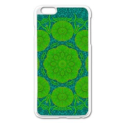 Summer And Festive Touch Of Peace And Fantasy Apple Iphone 6 Plus/6s Plus Enamel White Case