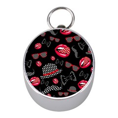 Lip Hat Vector Hipster Example Image Star Sexy Black Red Mini Silver Compasses