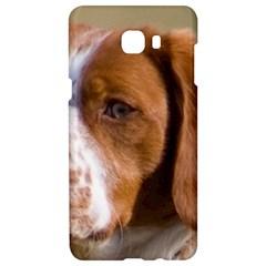 Brittany Spaniel Samsung C9 Pro Hardshell Case