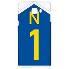South Africa National Route N1 Marker Samsung C9 Pro Hardshell Case