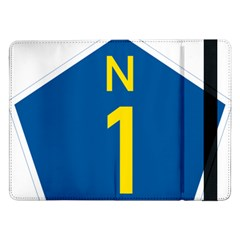 South Africa National Route N1 Marker Samsung Galaxy Tab Pro 12 2  Flip Case