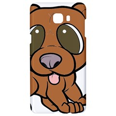 Vizsla Cartoon Samsung C9 Pro Hardshell Case