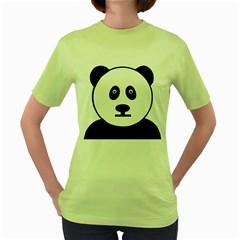 3904865 14248320 Jailpanda Orig Women s Green T-Shirt