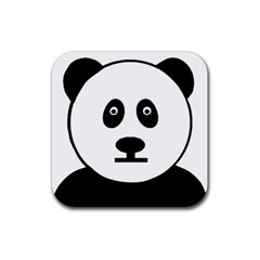 3904865 14248320 Jailpanda Orig Rubber Square Coaster (4 pack)