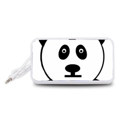 3904865 14248320 Jailpanda Orig Portable Speaker (White)