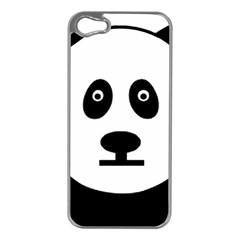 3904865 14248320 Jailpanda Orig Apple iPhone 5 Case (Silver)