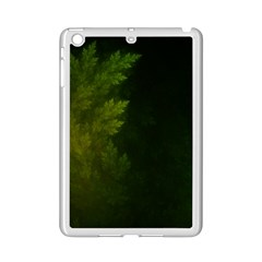Beautiful Fractal Pines In The Misty Spring Night iPad Mini 2 Enamel Coated Cases