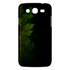 Beautiful Fractal Pines In The Misty Spring Night Samsung Galaxy Mega 5.8 I9152 Hardshell Case