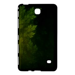 Beautiful Fractal Pines In The Misty Spring Night Samsung Galaxy Tab 4 (8 ) Hardshell Case