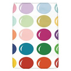 Brights Pastels Bubble Balloon Color Rainbow Flap Covers (L)