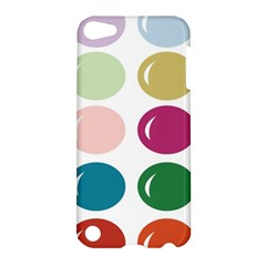 Brights Pastels Bubble Balloon Color Rainbow Apple iPod Touch 5 Hardshell Case