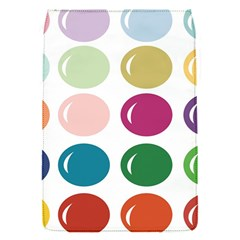 Brights Pastels Bubble Balloon Color Rainbow Flap Covers (S)