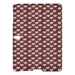 Chocolate Pink Hearts Gift Wrap Samsung Galaxy Tab S (10.5 ) Hardshell Case