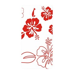 Hawaiian Flower Red Sunflower Samsung Galaxy Alpha Hardshell Back Case