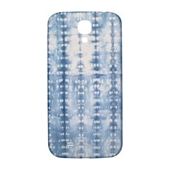 Indigo Grey Tie Dye Kaleidoscope Opaque Color Samsung Galaxy S4 I9500/I9505  Hardshell Back Case