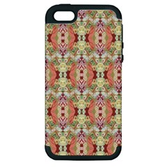 Illustrator Photoshop Watercolor Ink Gouache Color Pencil Apple iPhone 5 Hardshell Case (PC+Silicone)