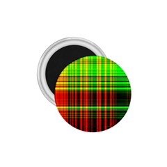 Line Light Neon Red Green 1.75  Magnets
