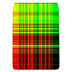 Line Light Neon Red Green Flap Covers (L)