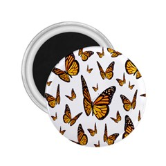 Butterfly Spoonflower 2.25  Magnets