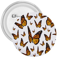 Butterfly Spoonflower 3  Buttons