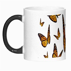 Butterfly Spoonflower Morph Mugs